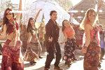 Бурана и баатыры — индийский певец представил еще один клип, снятый в КР