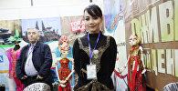 Шаршемби күнү Ош шаарында эл аралык Евразия ишкер айымы 2018 жарманкеси башталганын Sputnik Кыргызстан агенттигинин жергиликтүү кабарчысы билдирди