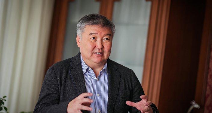 Бизнесмен Таалайбек Сагынов
