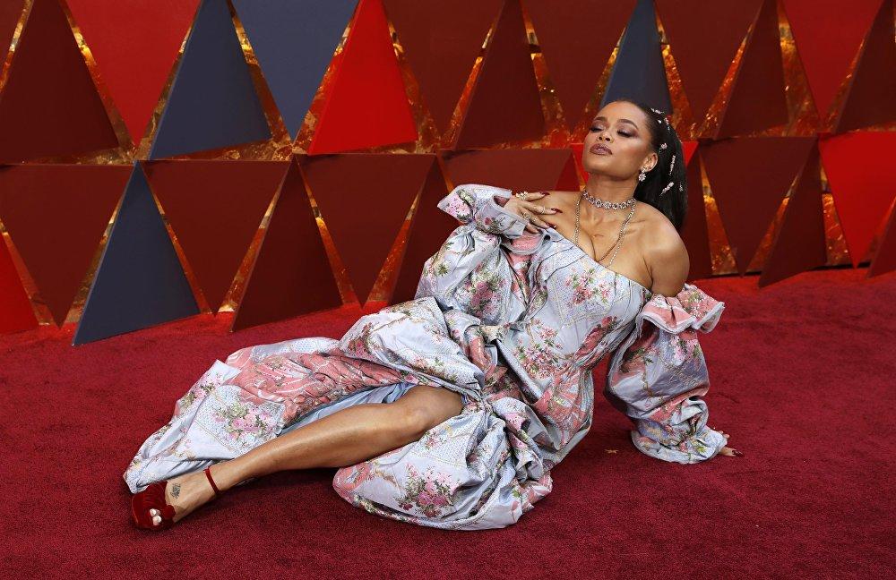 Красная дорожка церемонии вручения премии Оскар 2018