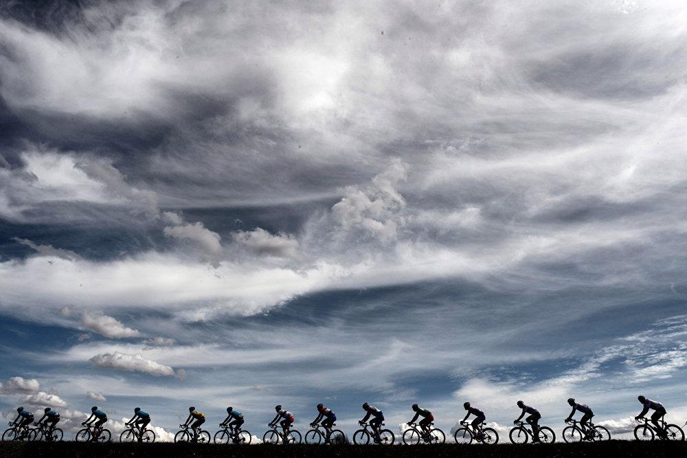 Многодневная шоссейная велогонка Мирового тура Париж — Ницца