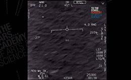 АКШнын аскерлери дагы бир НЛОну видеого тартып алышты
