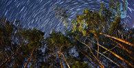 Звездное небо. Архивное фото