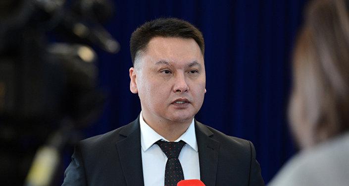 Дамирбек Сагынбаевдин архивдик сүрөтү