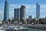 Эль-Кувейт шаары. Архивдик сүрөт