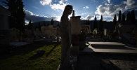 Кладбище в Италии. Архивное фото