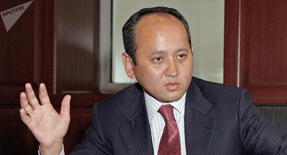 Архивное фото казахстанского предпринимателя Мухтара Аблязова