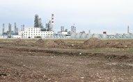 Кара-Балтадагы Жунда заводу. Архивдик сүрөт
