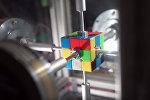 Как собрать кубик Рубика за 0,38 секунды — видео