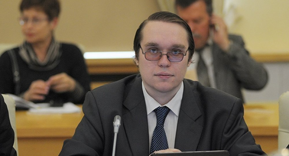 Эксперт Российского института стратегических исследований (РИСИ) Роман Лобов. Архивное фото