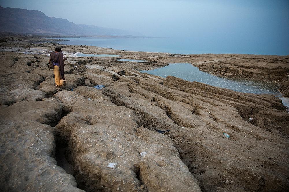 Угроза исчезновения Мертвого моря