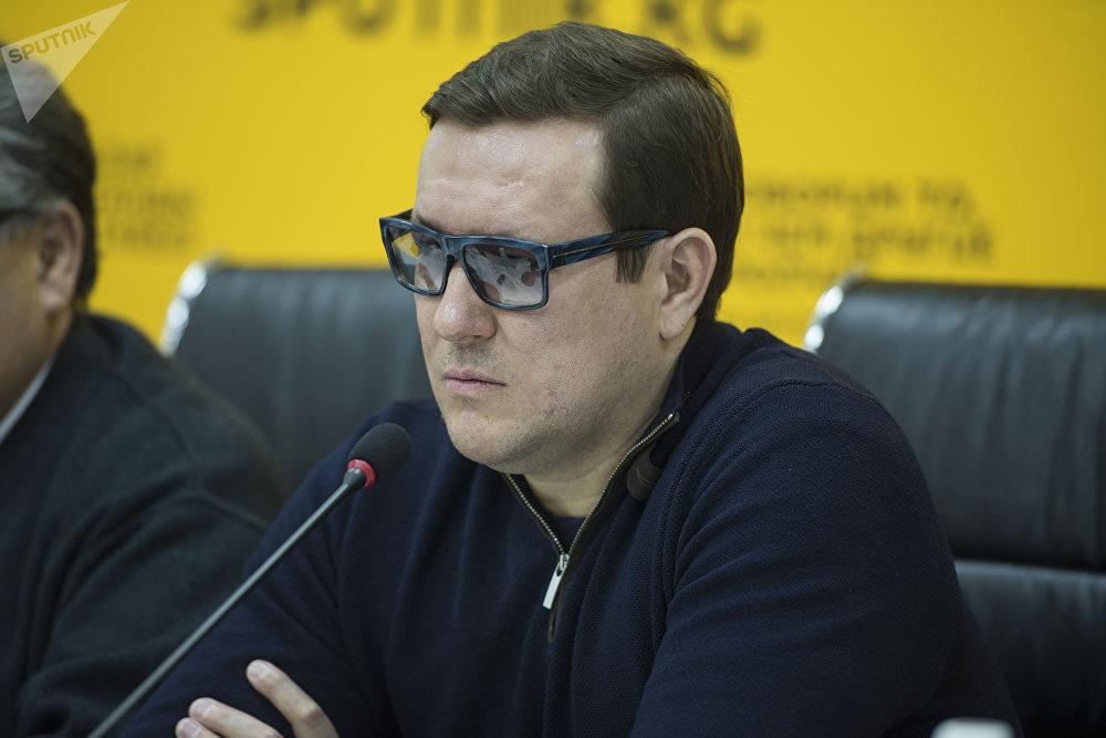 Лидер фракции СДПК Бишкекского городского кенеша Эрмек Усубалиев