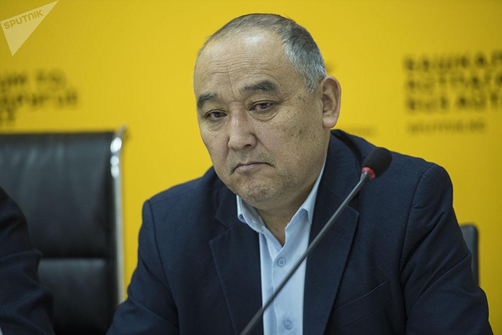 Ведущий архитектор по градостроительству ГПИ Каныбек Каепкулов