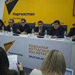 15 марта в мультимедийном пресс-центре Sputnik Кыргызстан состоялась пресс-конференция Как изменится центр Бишкека — о плане детальной планировки столицы