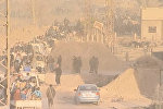 LIVE: Вывод мирных жителей из Восточной Гуты
