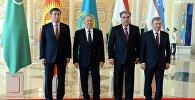 Борбор Азия президенттери. Архивдик сүрөт