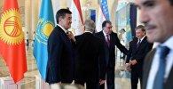 Лидеры стран государств Центральной Азии во время встречи в Астане. Архивное фото