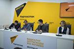 Пресс-конференция Непальский миллиардер намерен вложиться в экономику Кыргызстана