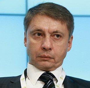 Проректор российской Академии труда и социальных отношений Александр Сафонов. Архивное фото