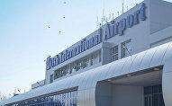 В международном аэропорту Оша открыли новый зал приема пассажиров