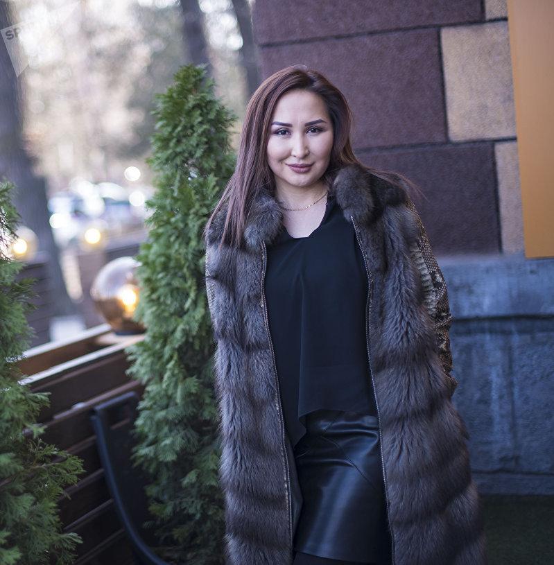 Бизнесвумен Фатима Жумабаева, открывшая четыре магазина духов