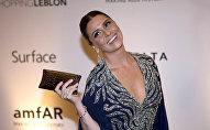 Бразильская актриса Джованна Антонелли, сыгравшая в сериале Клон Жади. Архивное фото