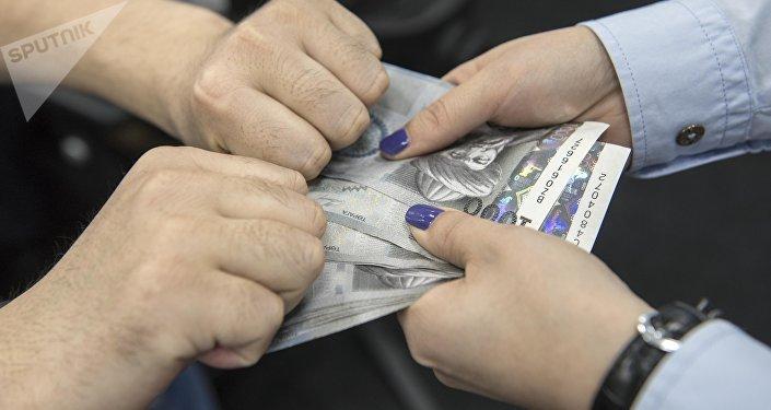 Коррупция в КР