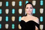 Архивное фото голливудской актрисы Анджелины Джоли