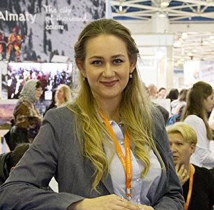 Представитель узбекской туристической компании Ulysse Tour Наталья Авазова