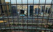 Вид на небоскребы Дубая. Архивное фото