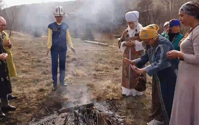 Приготовление праздничного сумолока — прямой эфир