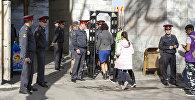 Бишкекте Нооруз майрамына карата Ала-Тоо аянтынын борбордук көчөсү жабылды