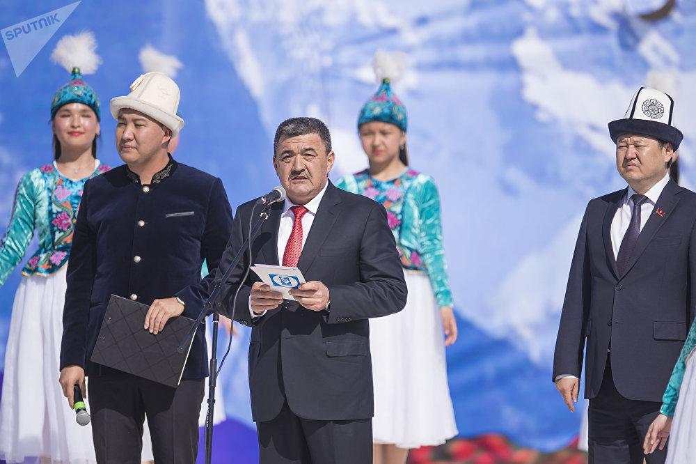 21 марта в Бишкеке проходят праздничные мероприятия, посвященные Ноорузу