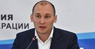 Председатель правления Национального антинаркотического союза Казахстана Никита Лушников. Архивное фото