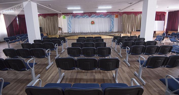 Школа №86 в жилмассиве Калыс-Ордо