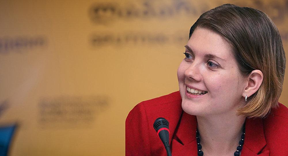Заместитель директора Центра комплексных европейских и международных исследований НИИ ВШЭ Анастасия Лихачева. Архивное фото