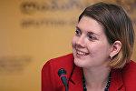 Заместитель директора Центра комплексных европейских и международных исследований НИУ ВШЭ Анастасия Лихачева. Архивное фото