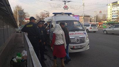 В одном из маршрутных такси между женщинами произошла перепалка, переросшая в драку