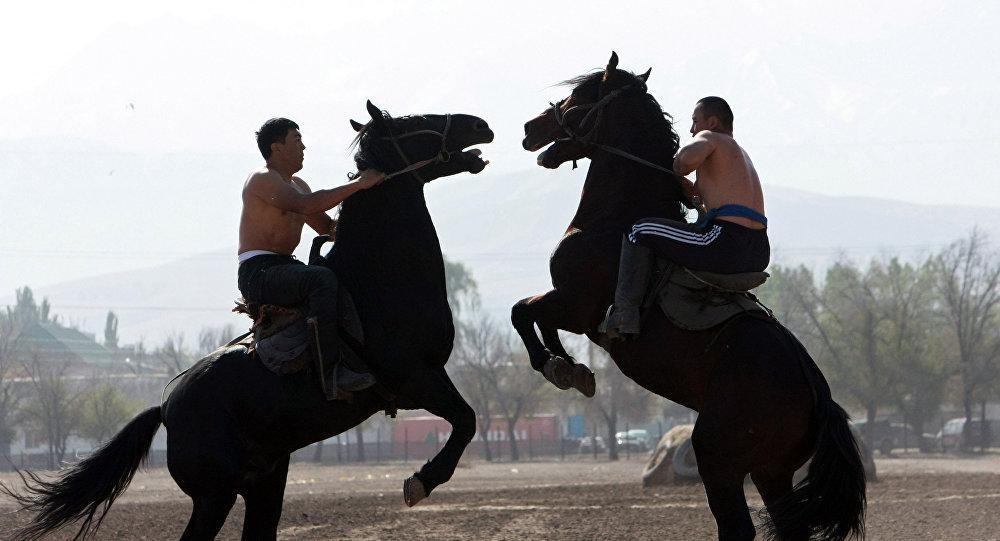 Чемпионат Киргизии по национальным видам спорта