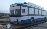 Оцените новые троллейбусы Бишкека — каждый стоит 122 тыс евро