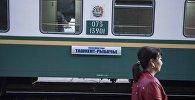Ташкент — Балыкчы поезди. Архив