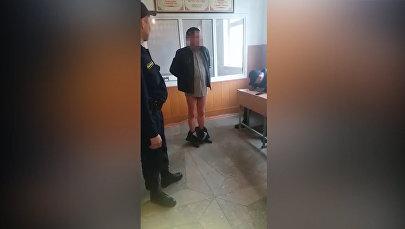 В Политехе подрались преподаватели? — видео после задержания
