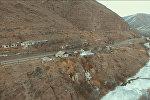 Кыргызстандагы эң кичинекей айылдын жашоо-шарты. Видео