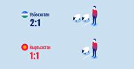 Овцы и козы в Кыргызстане