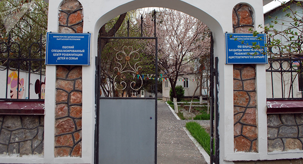 ВКиргизии бабушка пробовала реализовать своего новорождённого внука