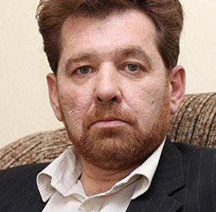 Руководитель отдела Средней Азии Института стран СНГ Андрей Грозин. Архивное фото