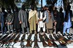 Предполагаемые боевики Талибана в Афганистане. Архивное фото
