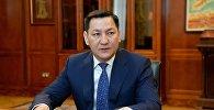 Президент КР Сооронбай Жээнбеков принял председателя Государственного комитета национальной безопасности страны Абдиля Сегизбаева.