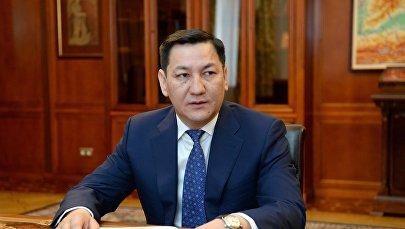 Экс-глава ГКНБ Абдиль Сегизбаев. Архивное фото