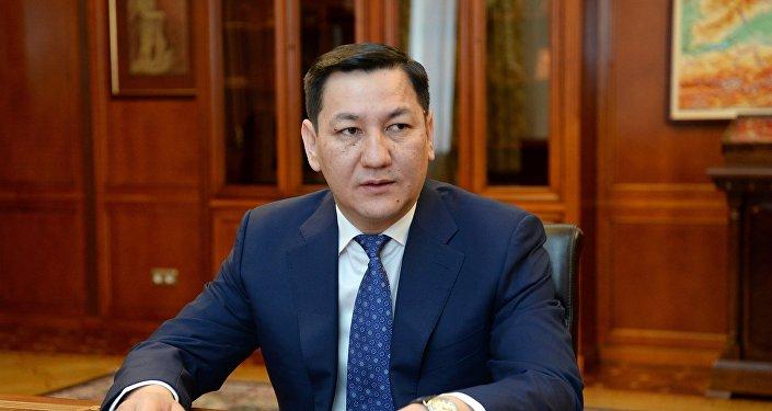 Экс-председатель Государственного комитета национальной безопасности Абдиль Сегизбаев. Архивное фото